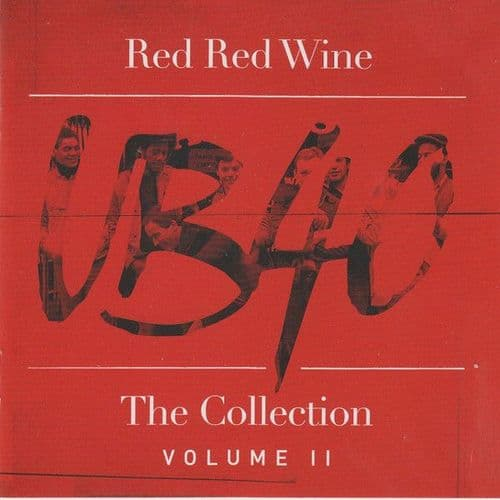 UB40<br>Red Red Wine - The Collection (Volume II)<br>CD, Comp